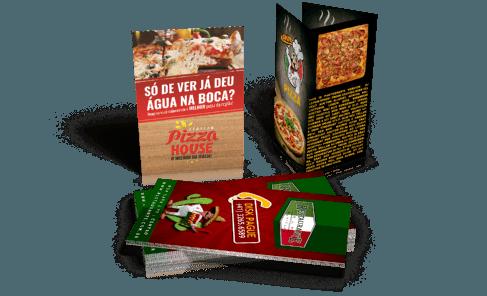 Folder, Flyer e Panfleto