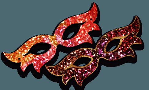 máscaras personalizadas gráfica atual card