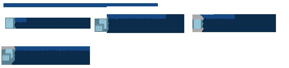 Tamanho para Calendário de Parede com Vareta Metálica e Bloco de Calendário