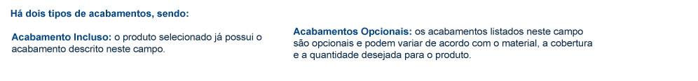 Acabamentos para Caneta Ecológica Modelo ECO01