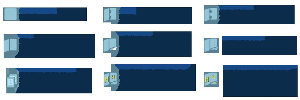 Acabamento para Pastas Personalizadas, com bolsa, vinco, orelha, orelha e janela, verniz acima de 30% ou sem acabamento